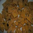 Almond Cranberrry Brittle Candy